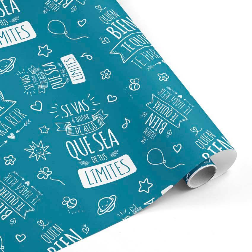 papel envoltorio regalo actual