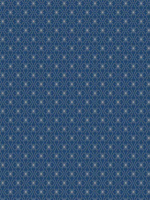 Bobina Papel de regalo CLASSIC • Polin • Plata:Azul metalizado • 62cm y 31cm x 100m