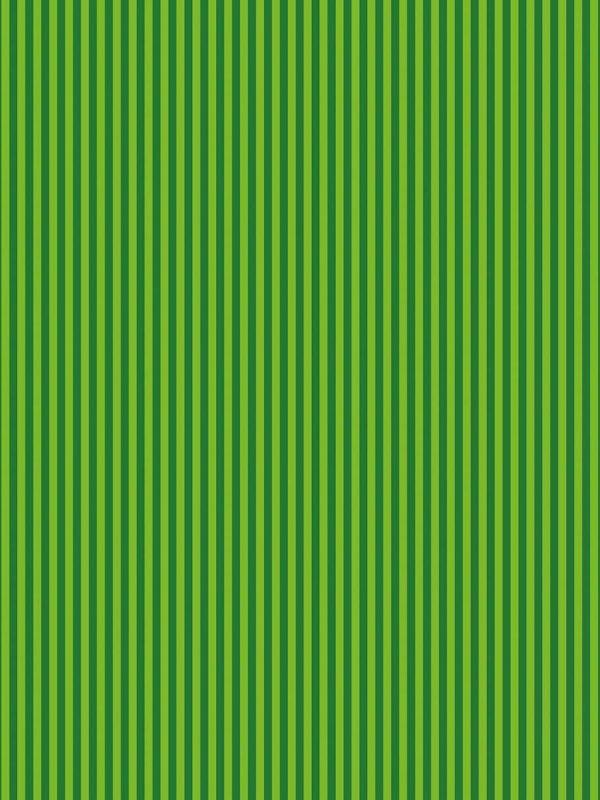 Bobina Papel de regalo INFINITY • Rayas • Verde 1 • 62cm y 31cm x 100m